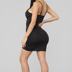 Dresses - TANK RUCHED DRESS